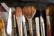 Art: Essentials / Palette, Tools - Technical / by Sue Rhodes