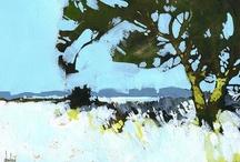 Art: Landscape-Seascape / by Sue Rhodes