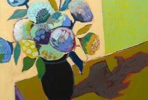 Art: Still Life - Flora / Arrangement, color, light/shadow, setting, scale, composition / by Sue Rhodes
