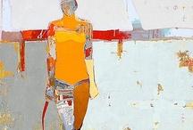 Art: Figure - Standing / by Sue Rhodes