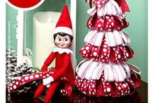 Christmas Decorations / We love to find inspiration for all of the decorations at the North Pole. These are some of our favorite decoration ideas! / by The Elf on the Shelf