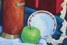 Art: My Work / by Sue Rhodes
