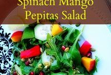 Salads, Quinoa, and Side Dishes / by Beth