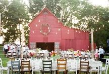 Barn Weddings / by Mindy Day