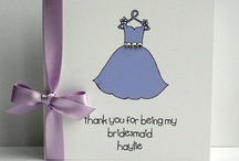 Wedding Thank You Cards / by Beadazzle Designs