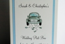 Wedding Post Boxes / by Beadazzle Designs