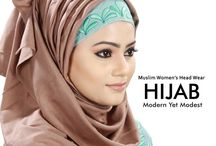 Hijabs - MyBatua / Find a perfect Hijab here. Follow this board for latest hijab trends, beautiful hijab designs, hijab wearing tips and more...
