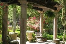 Pergola People / A place to post your pergola pictures! Celebrating the architectural genius that is the pergola : ) / by Walpole Outdoors