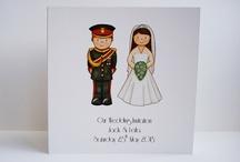 Bride and Groom / by Beadazzle Designs