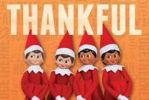 Thanksgiving Fun! / by The Elf on the Shelf