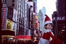Scout Elf Sightings / You just never know where Santa's tiny helpers are going to show up!