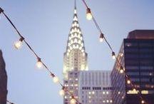 NEW YORK / #BlogtourNYC / by Anya Jensen