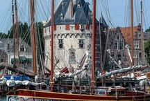 Hoorn, place where I live / Born in Amsterdam but moved to Hoorn with my parents and brothers when I was 8 years old.