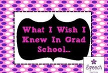 Grad School Tips / by Stephanie Darm