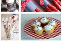 Holidays/Events: 4th of July & Memorial Day / by Michelle Chaprnka