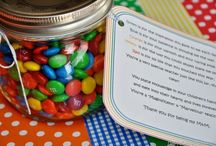 Holidays/Events: Back To School & Teacher Appreciation / by Michelle Chaprnka