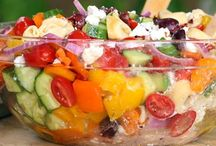 Recipes: Soups & Salads / by Michelle Chaprnka