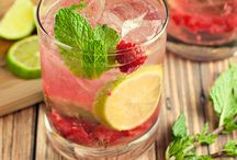 Recipes: Drinks & Smoothies / by Michelle Chaprnka