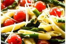 Recipes: Pasta / by Michelle Chaprnka