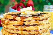 Recipes: Breakfast / by Michelle Chaprnka