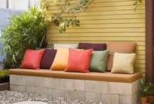 DIY - Garage & Exterior Projects / by Michelle Chaprnka