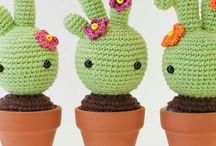 Amigurumi for beginners / Cute little kawaii crochet pattern and items to enjoy and/or to do