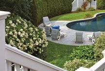 Summertime Spaces / Beautiful outdoor spaces to make your summer even better! / by Walpole Outdoors