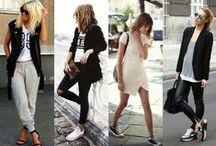 Fashionism - Sporty / Easy, fashionable wear that fits into my everyday life as a Beachbody coach. / by Miranda Hale