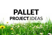 Outdoor Pallet Projects & Ideas / 1001 DIY and ideas made with pallets for yours outdoor garden projects.