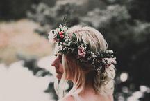 Wedding--Floral Crown