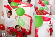 Ideas for Silly Scout Elves / The silliest Elf on the Shelf ideas for elves that love to be funny and have fun!