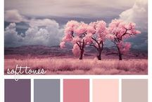 Color Palette for Hygge Home / When it comes to mix & match color, our imagination could fall short.. It will NEVER happen AGAIN with this board. Scroll down to find what pops into your heart & mind... and Enjoy your next event, wedding, seminar...