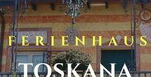 • Ferienhaus Toskana / Ferienhaus in der Toskana, Italien. Zum Beispiel in Camaiore. Typischer Toskana-Stil. Und das Meer meist in erreichbarer Nähe!