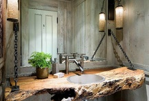 Bath and Body / Bathrooms, spa products / by Revel & Co.
