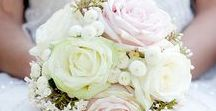 Vintage Wedding Flowers / A collection of gorgeous wedding flowers ideas inspiring brides looking for vintage wedding flowers and decorations