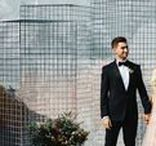 City Weddings / The very best of urban wedding inspiration
