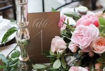 Country Garden Wedding Flowers / A collection of gorgeous wedding flower ideas inspiring brides looking for country garden wedding flowers and decor