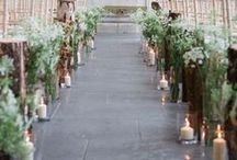 | wedding ceremony flowers | / A gorgeous collection of inspiring ideas for brides looking for inspiration for wedding ceremony flowers and decorations