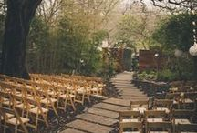 Wedding Venues We Love / Outdoors, indoors, receptions, ceremonies, rehearsal dinners — we love them all!