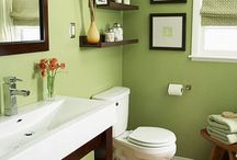 Bathroom / by Michael Blackwell