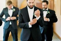 Groomsmen / Groomsmen gifts, photos, style and more!