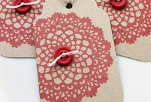 Tags Bags & Boxes / by Debbie Forney
