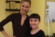 Meet Moscow Ballet Audition Directors 2014 / Moscow Ballet Audition Directors tour the US in September and October auditioning and rehearsing local children to perform with the compnay of 40 professionals on stage! / by Moscow Ballet