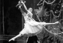 Historic Great Russian Nutcracker images / Moscow Ballet first presented the Great Russian Nutcracker in 1993. It was choreographed by Stanislav Vlasov and included a Dove of Peace transporting Masha and Nutcracker Prince to the Land of Peace and Harmony