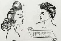 Hair, Makeup, and Nails / by Cadillac Winter