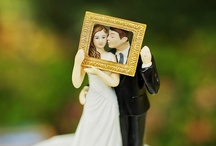 Cake toppers / by WeddingLovely