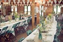 Camp Wedding Inspiration