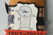 Cards Halloween/Fall / by Debbie Forney