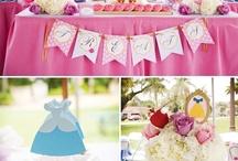Bailey 3rd Birthday Ideas / by Cynthia Aguilar (b.kate designs)