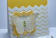 Cards-Butterflies / by Debbie Forney
